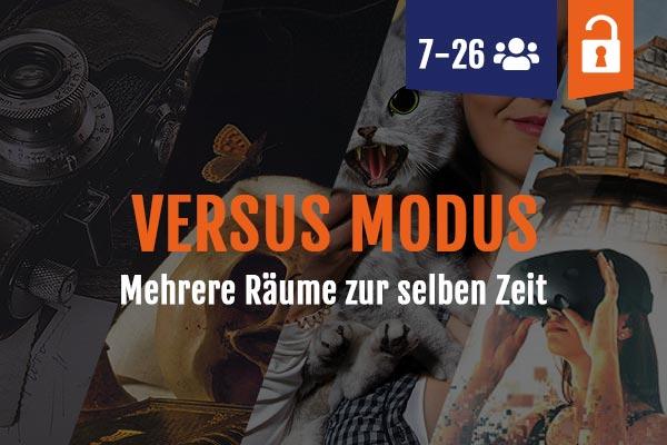 Versus Medusas Gate VR Escape Room