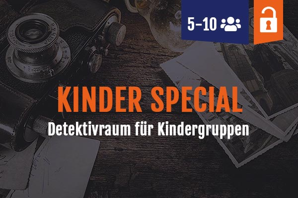 Escape Room Kinder