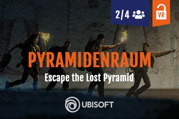 ESCAPE THE LOST PYRAMID HANNOVER BREMEN